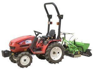 tuinbouw tractor 4 WD